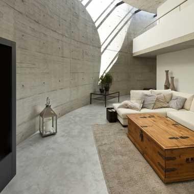 Intérieur de maison moderne
